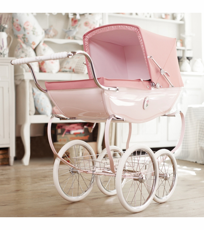Toddler Stroller Sale Silver Cross Chatsworth Toy Doll Pram Rose