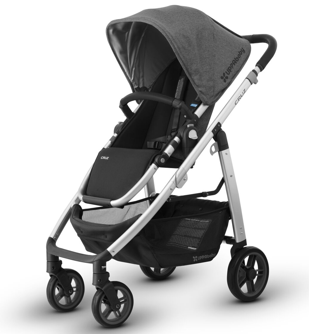 Stroller Bassinet For Sale Uppababy 2018 Cruz Stroller Jordan Charcoal Melange