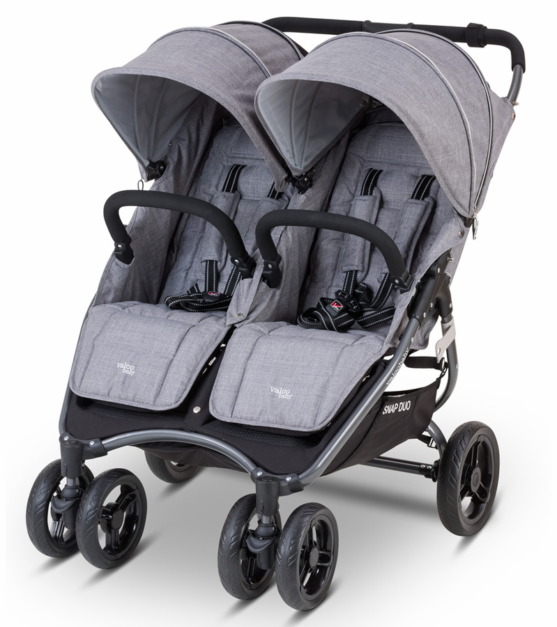 Peg Perego Baby Strollers Sale Valco Snap Duo Tailormade Stroller Grey Marle