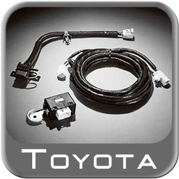 NEW! 2012-2015 Toyota Tacoma Trailer Wiring Harness from Brandsport