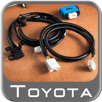 NEW! 2014-2017 Toyota Highlander Trailer Wiring Harness from