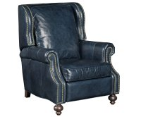 Paulson Wing Back Traditional Reclining Chair - Chairs And ...