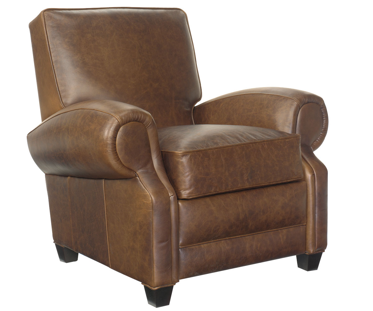 Large Leather Recliner Big Reclining Chair Club Furniture