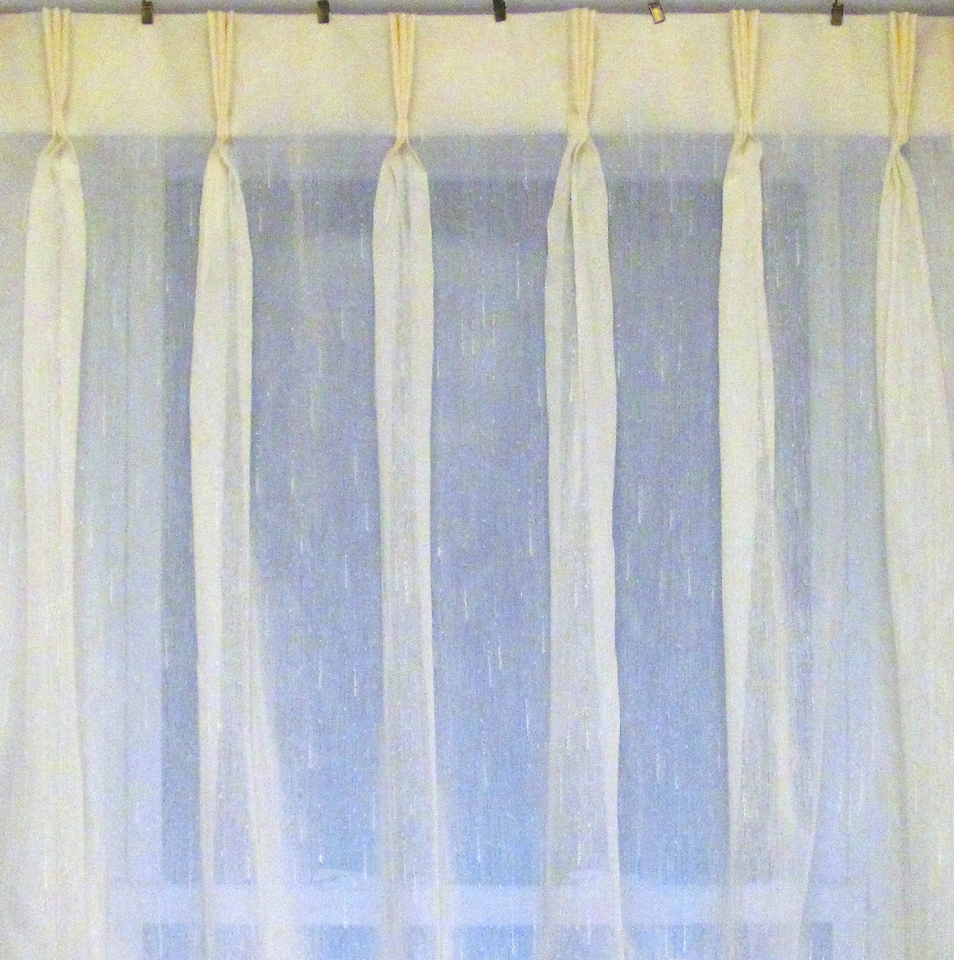 Ready Made Sheer Curtains Online Pinch Pleated Sheers And Drapery Fire Retardant The