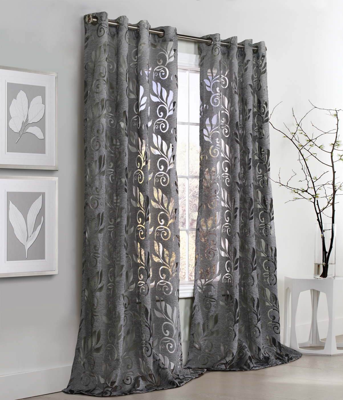 104 Inch Curtains Indoor Outdoor Grommet Top Curtains And Panels Thecurtainshop