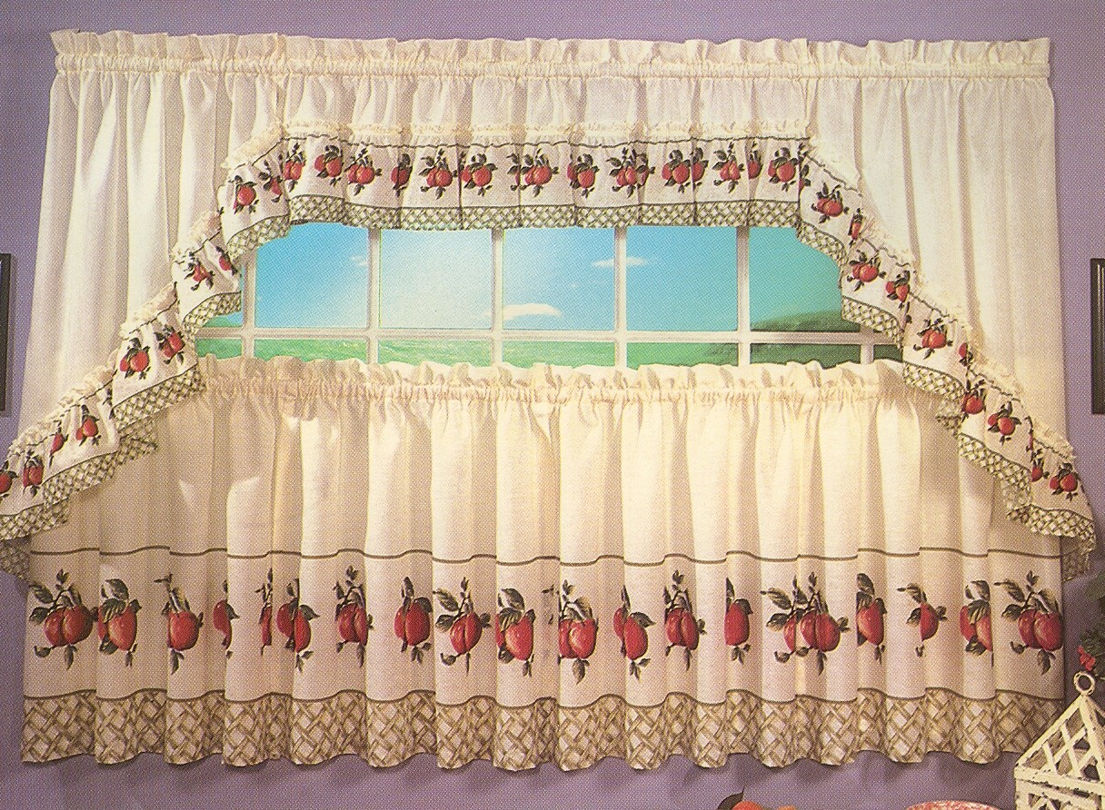 Patterns For Kitchen Curtains And Valances Designer Kitchen Curtains Thecurtainshop