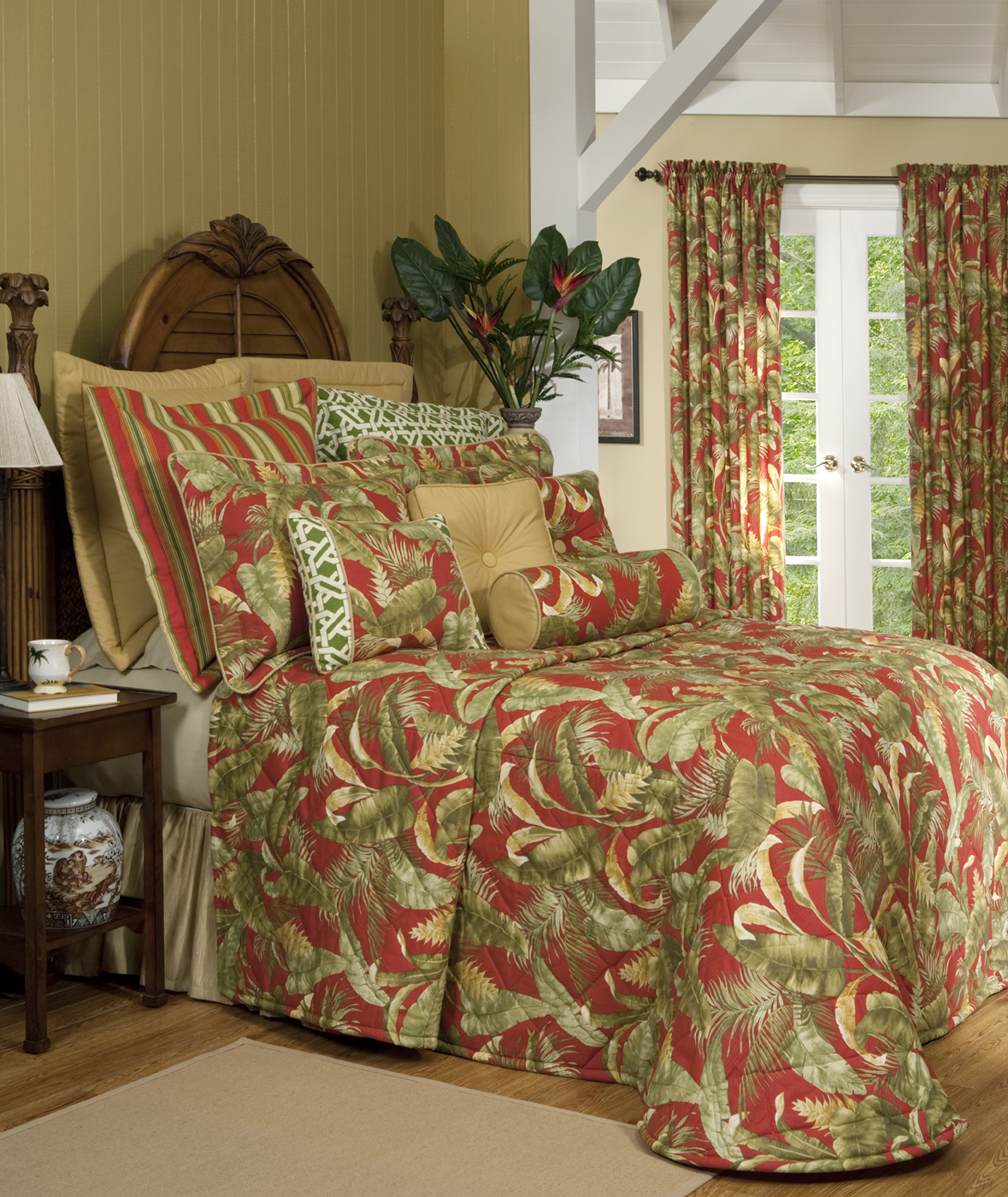 Coverlets For Sale Bedspreads Curtains Country The Curtain Shop