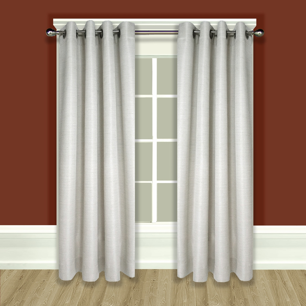 How To Make Lined Curtain Panels How To Make Lined Grommet Top Curtain Panels Glif Org