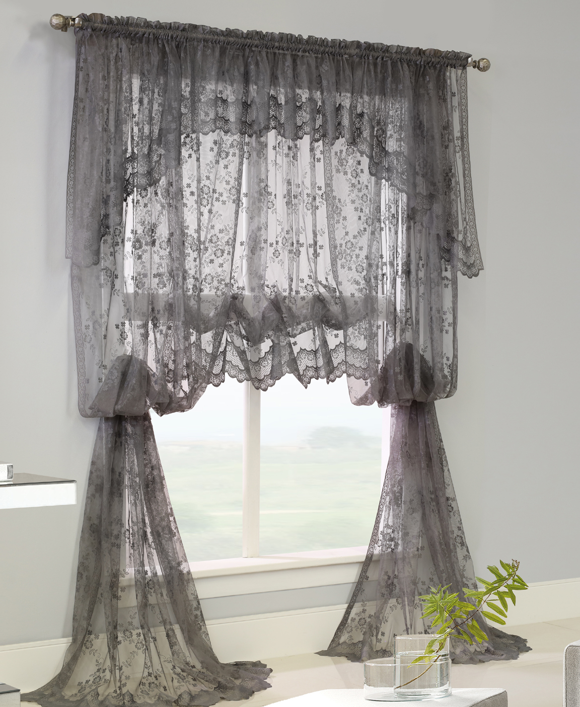 French Lace Curtains Lace Curtains Traditional And Insulated Styles