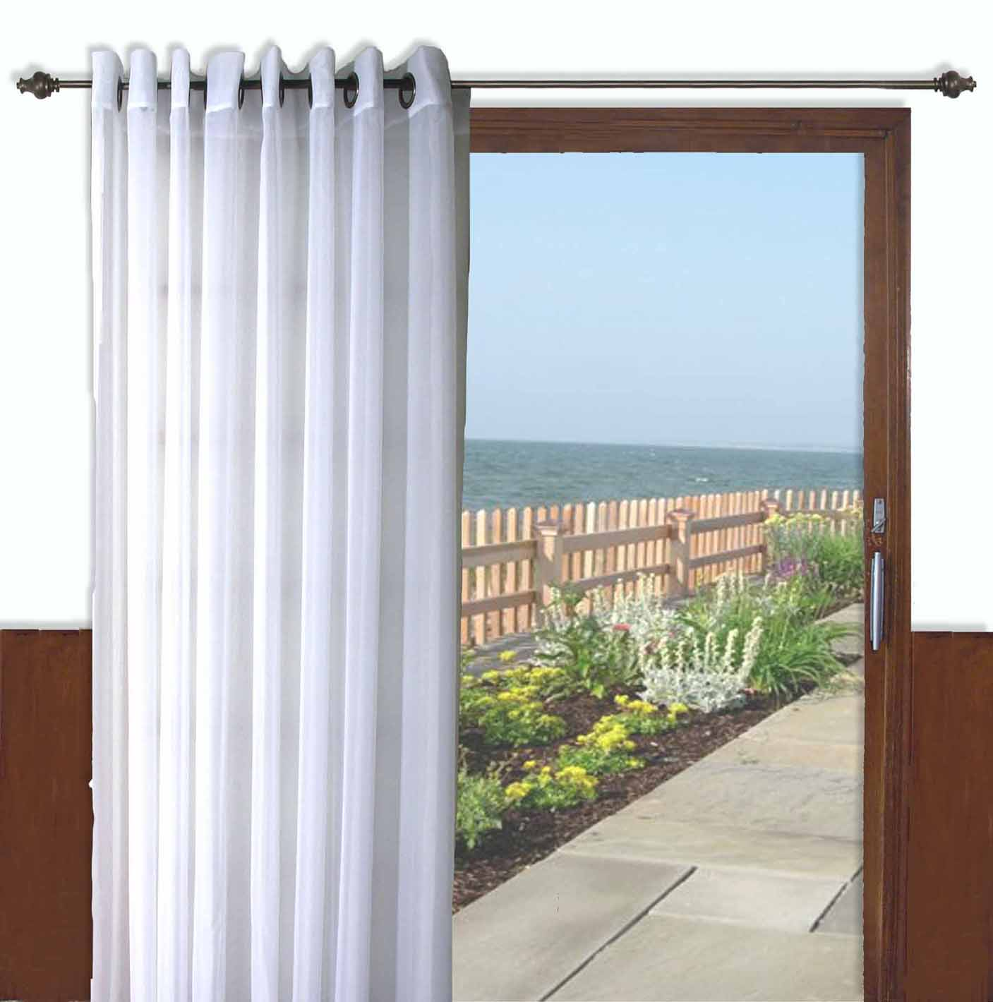 Oyster Bay Patio Panel With Wand