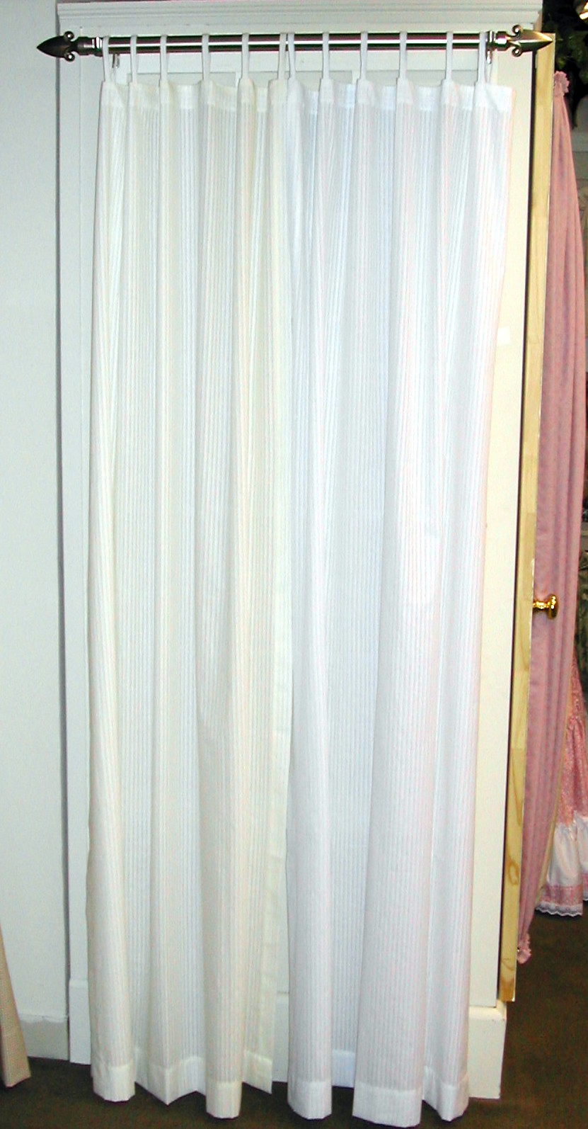 Tab Top Curtain Tab Top Curtain Panels Blackout And Designer Curtains