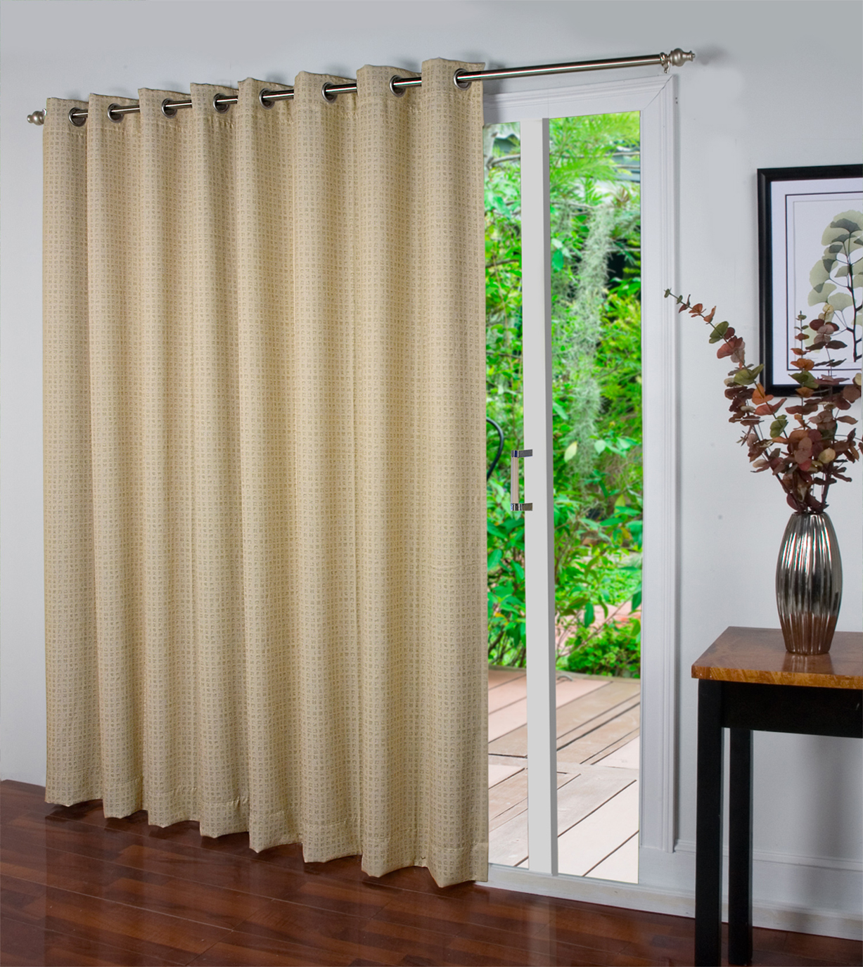 Sliding Door Curtain Patio Door Curtains Thecurtainshop