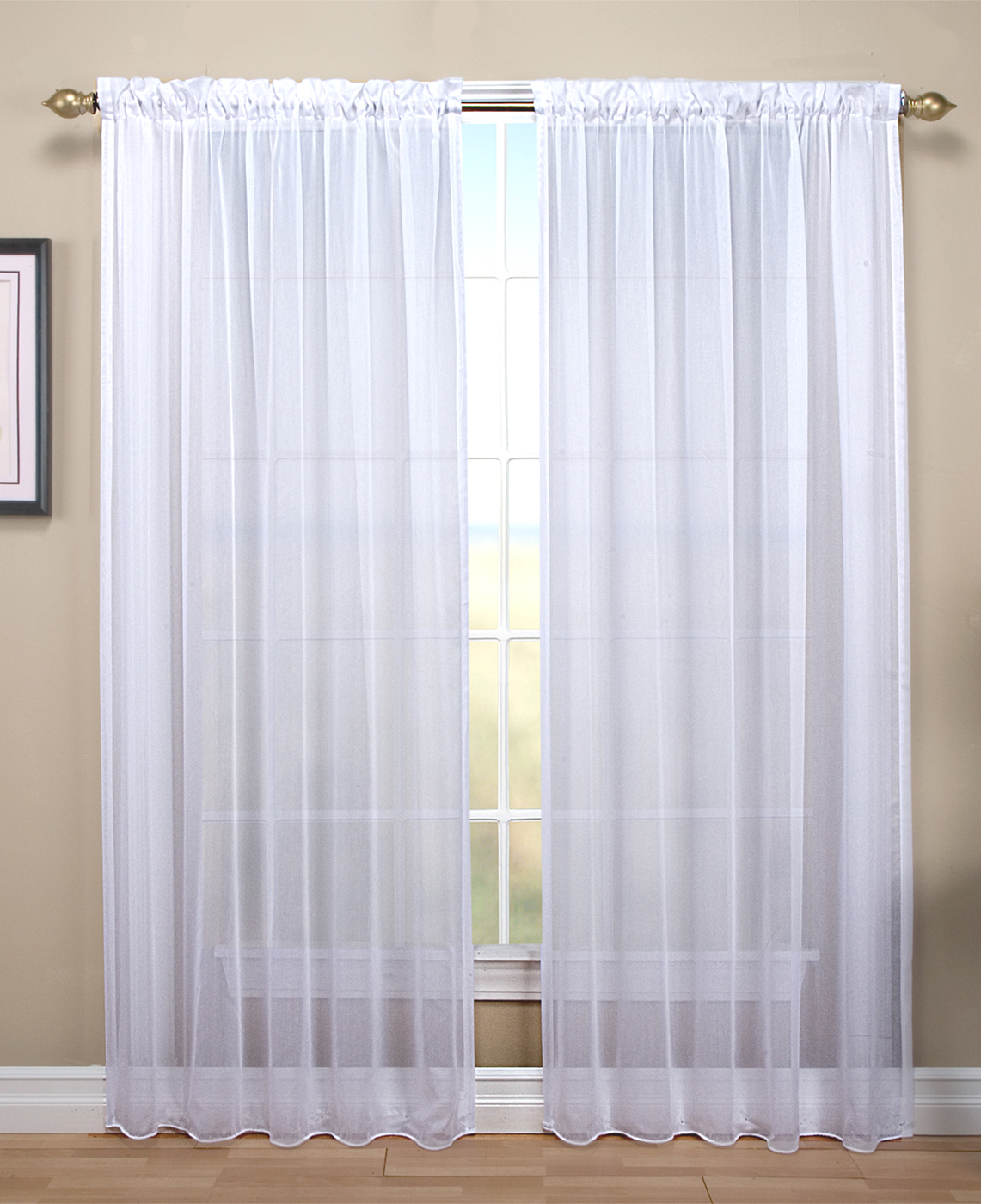 Ready Made Sheer Curtains Online Sheer Window Curtains ï½thecurtainshop