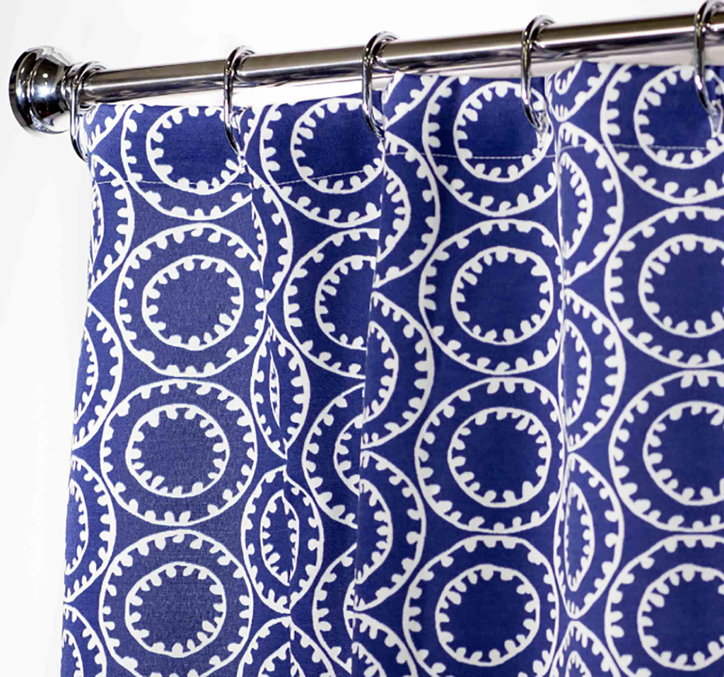 Nautical Fabric Shower Curtains Nautical Shower Curtains For Bathroom Decor