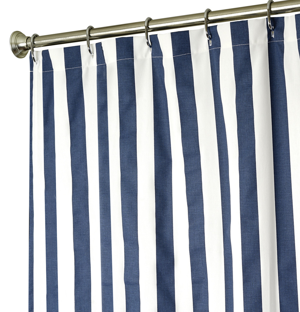 How To Make Shower Curtain Nautical Shower Curtains For Bathroom Decor