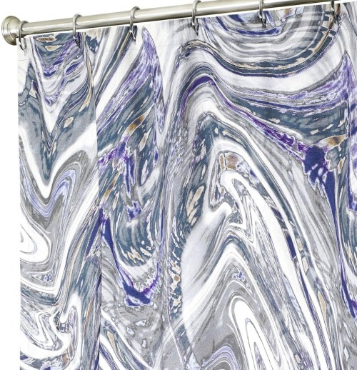 Medium Of Unique Shower Curtains
