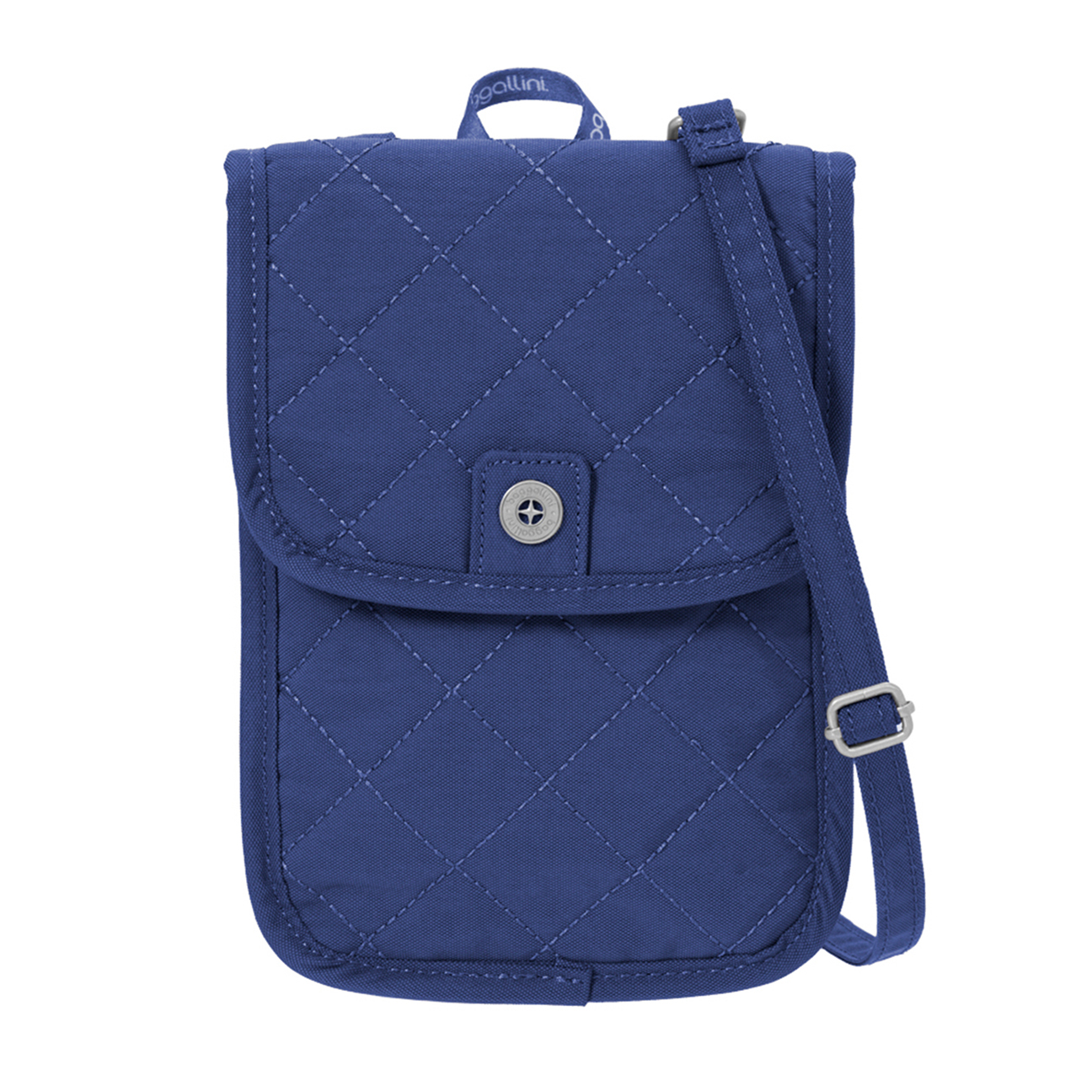 Passport Bedding Accessories Baggallini Royal Blue Mint Rfid Passport Crossbody