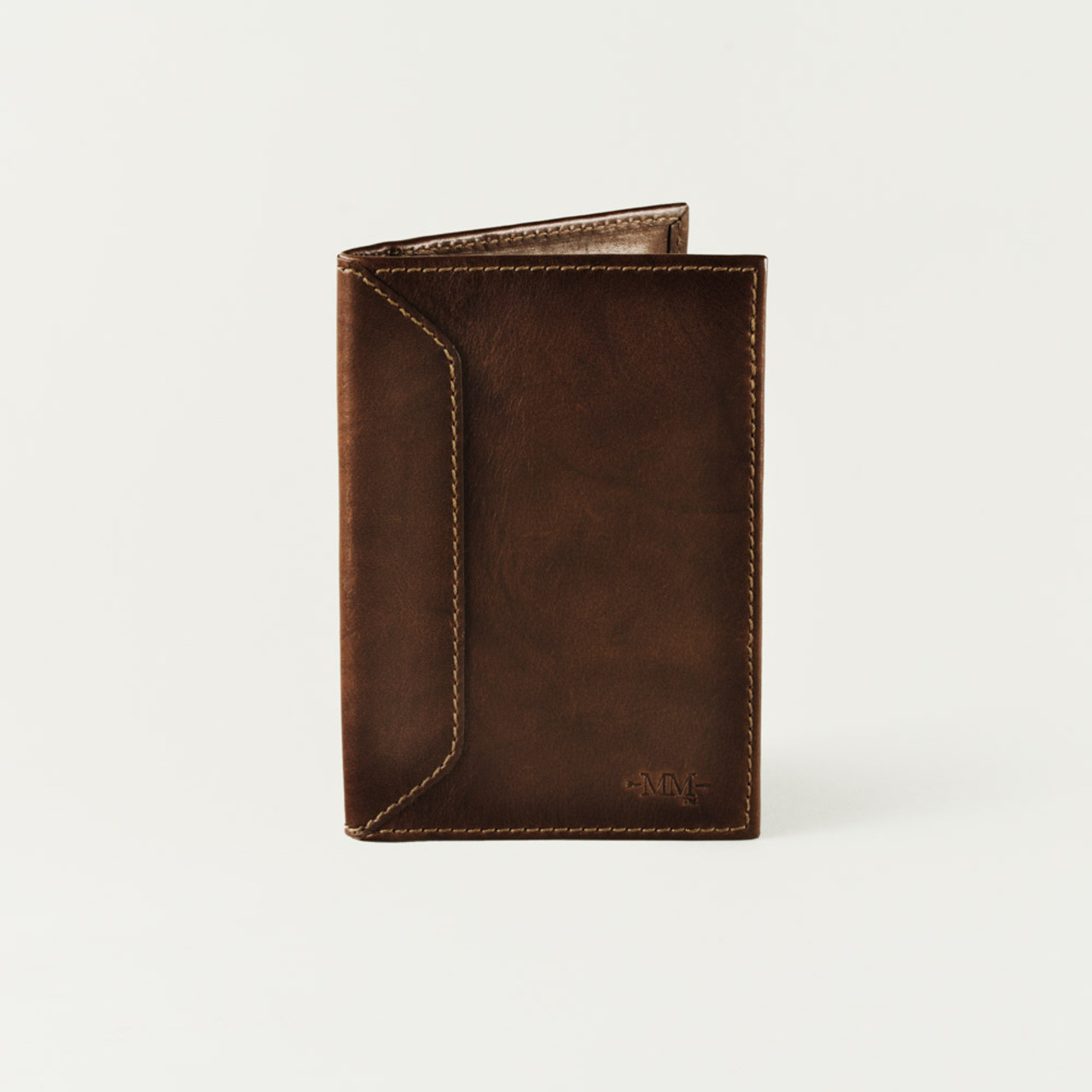 Passport Bedding Accessories Mission Mercantile Passport Wallet Hickory
