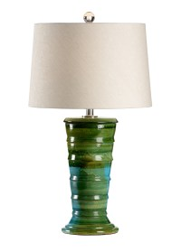Vietri Amalfi Lamp - Aquamarine $517.5, You Save $157.50