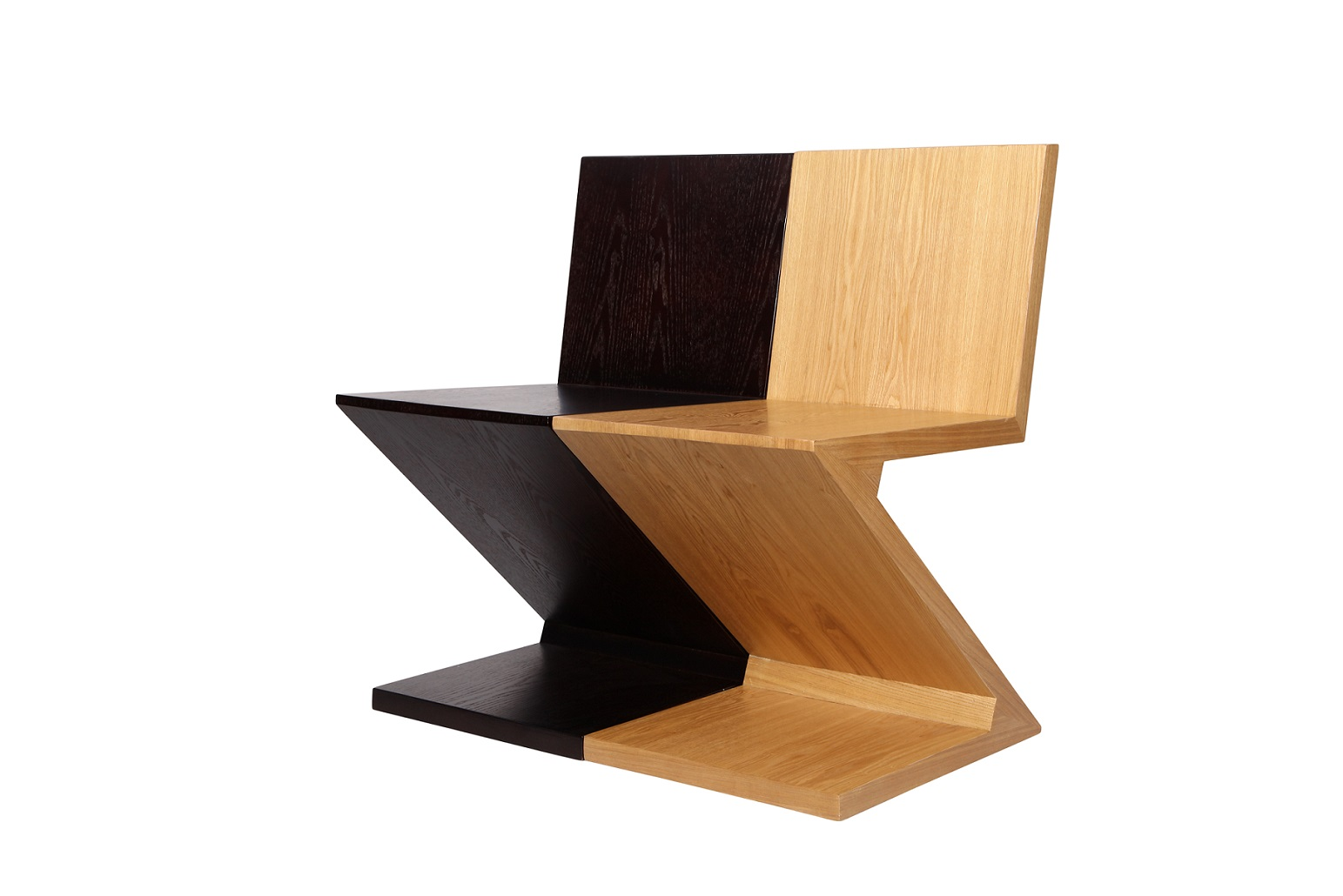 Chaise Zig Zag Dimensions Shop Rietveld Zig Zag Chair For Only 1239