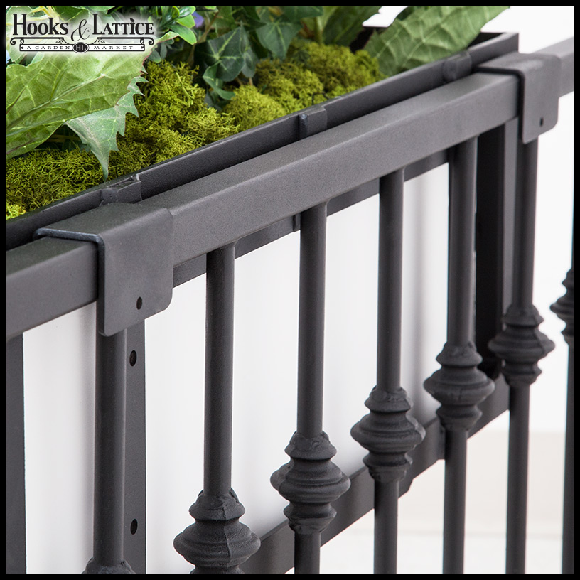 Rail & Balcony Bracket For Metal Railings