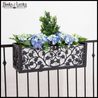 Deck Rail Planter Boxes | Planters for Railings - Hooks ...