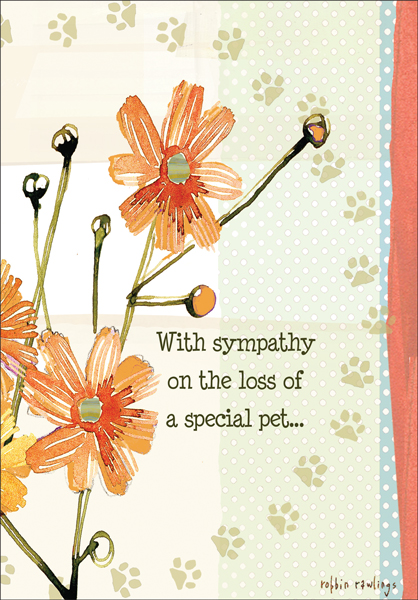Sympathy Cards for Tresured Friends it takes two, inc
