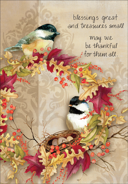Buy Bulk Thanksgiving Cards it takes two, inc