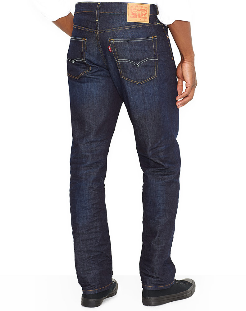 Jeans Levis Levi's ® Men's 541 ™ Athletic Fit Jeans - The Rich