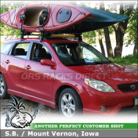 Kayak Roof Rack For Toyota Matrix - 12.300 About Roof