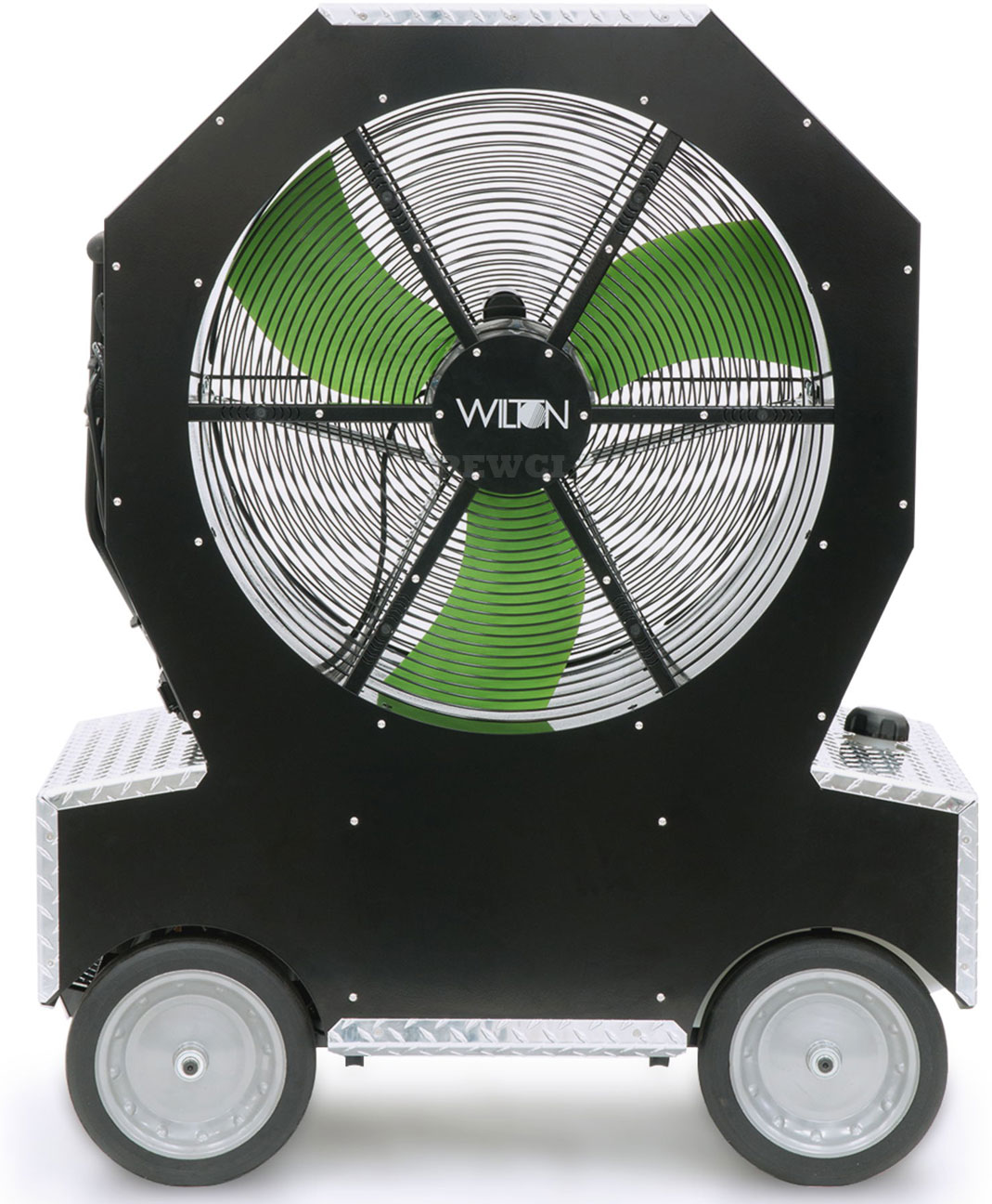 Garage Fan Attic Cooler Wilton Cold Front 3037 Atomized Cooling Fan