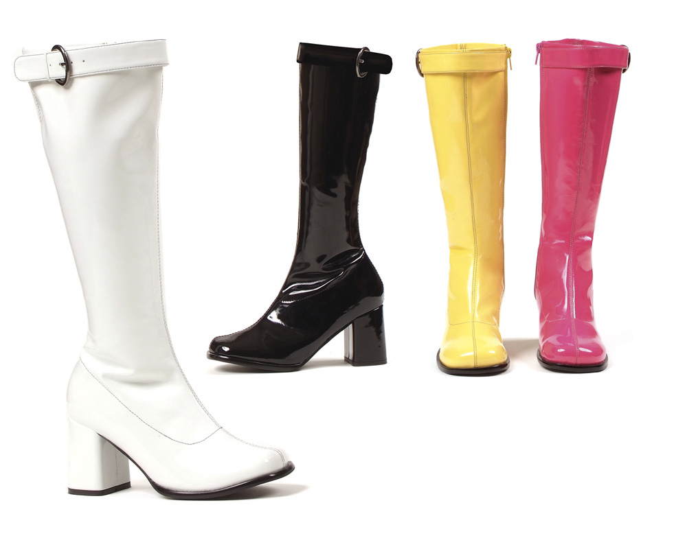 3quot Heel Knee High Boots 300 Hippie