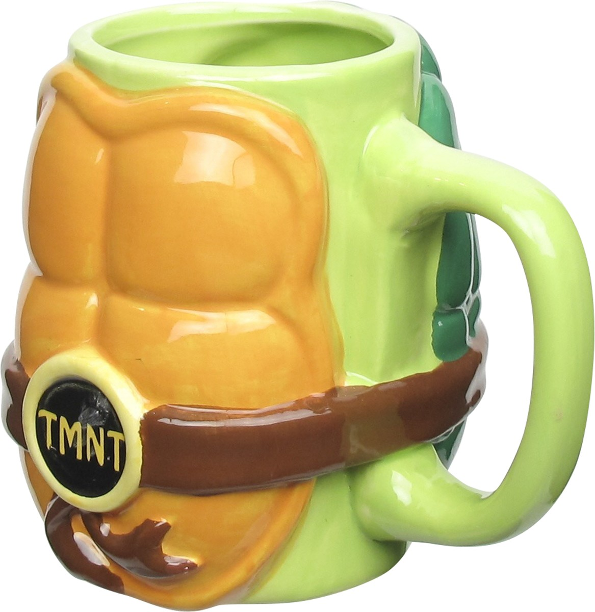 Ninja Mugs Ninja Turtles Body Sculpted Mug