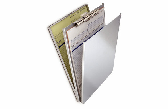 Saunders Recycled Aluminum Antimicrobial A Holder Ah4295