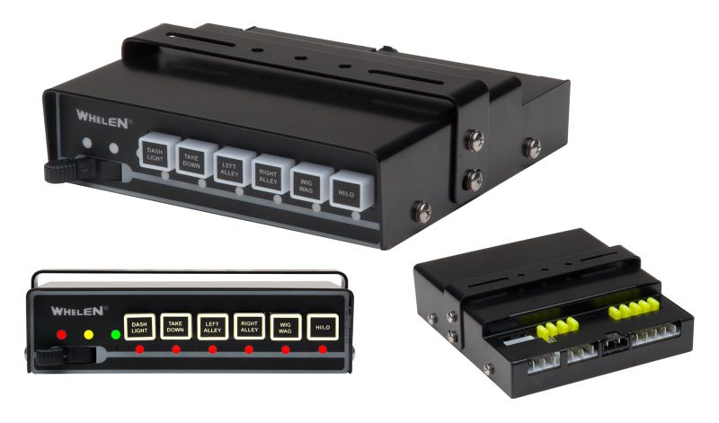 Whelen PCCS9RW Switch Control Box from SWPS