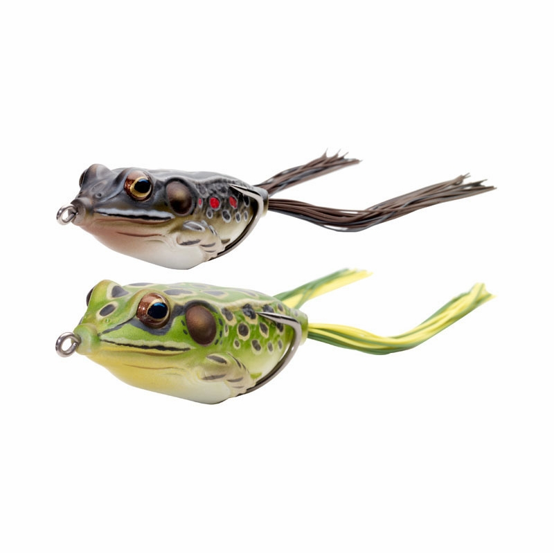 LIVETARGET Lures Frog Hollow Body TackleDirect - frog body