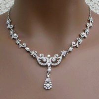 Annabelle Wedding Jewelry Sets - Vintage / Antique ...