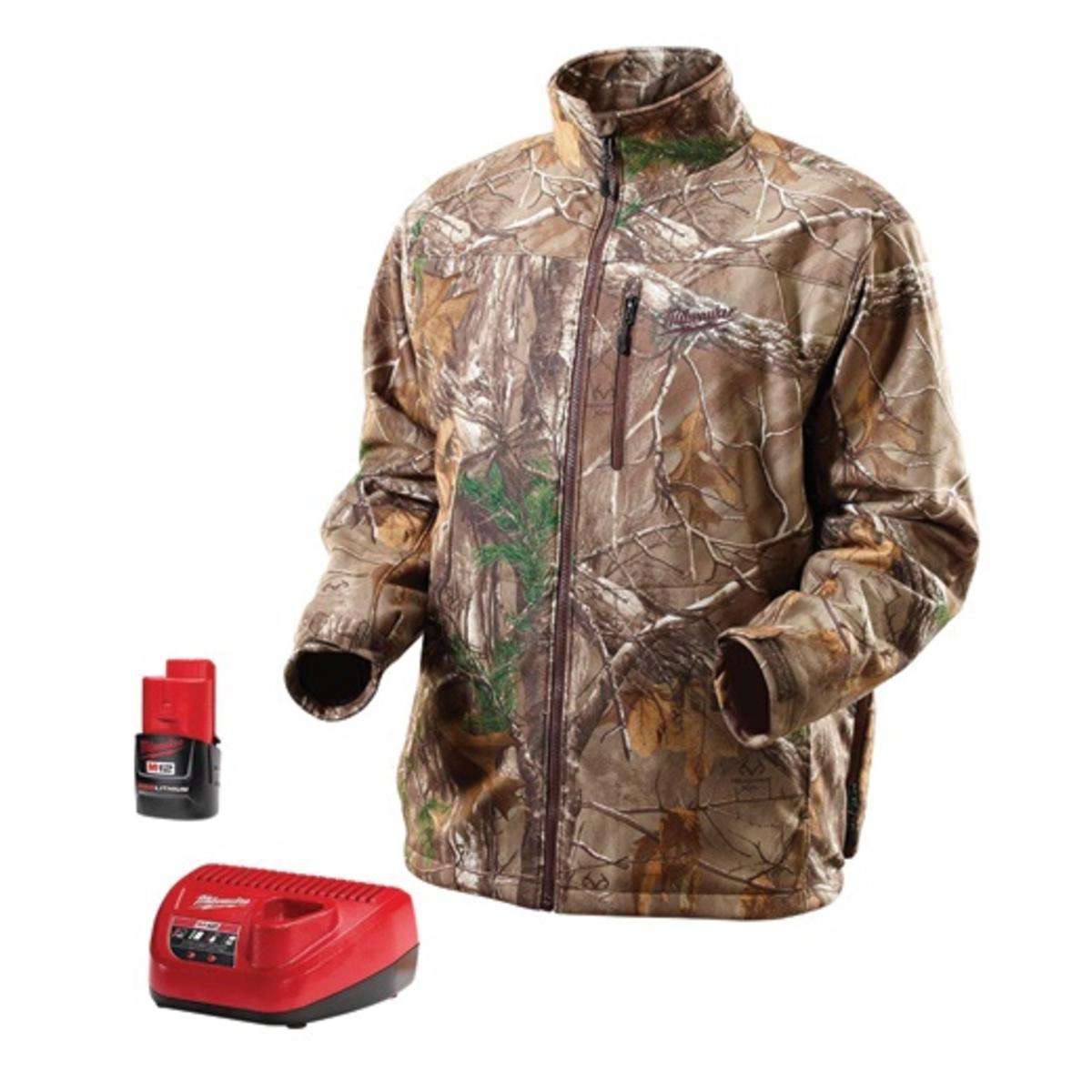 M12 Heated Jacket Milwaukee M12 Realtree Xtra Heated Jacket Kit