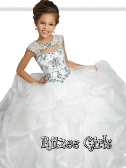 Small Of Pageant Dresses For Girls