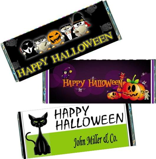 Candy Bar Wrappers - Candy Bar Favors - Personalized Candy Wrappers