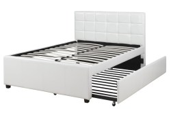 Small Of Queen Trundle Bed