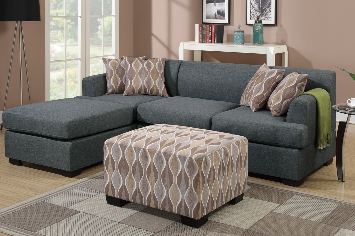 Lounge Couch Company Grey Fabric Chaise Lounge Steal A Sofa Furniture Outlet