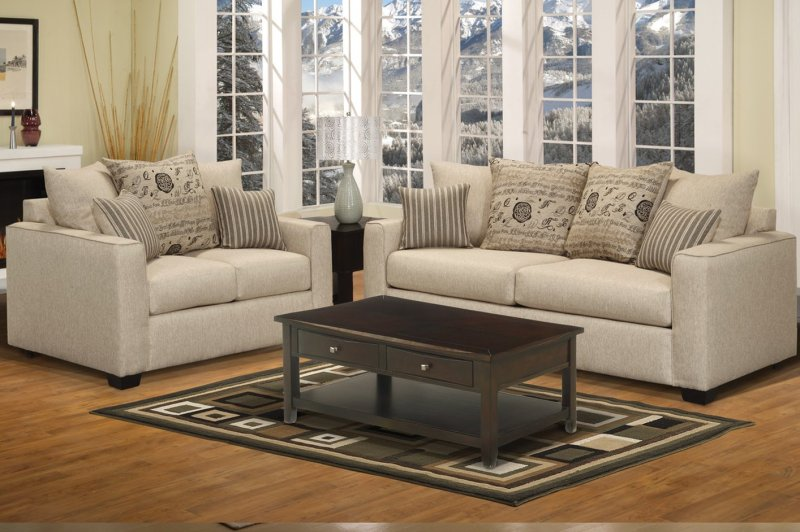 Large Of Couch And Loveseat