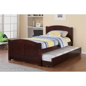 Fabulous Brown Wood Twin Size Bed Brown Wood Twin Size Bed Furniture Outlet Los Angeles Ca Twin Bedroom Sets Rooms To Go Twin Bedroom Sets Cheap