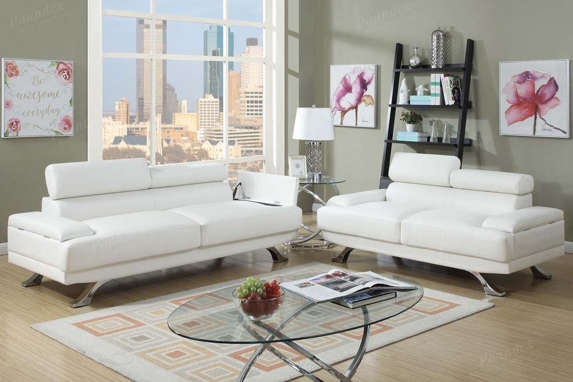 Leather Couch And Sofa Set White Leather Sofa And Loveseat Set Steal A Sofa