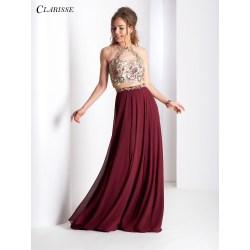 Masterly Burgundy A Line Two Piece Prom Dress 3529 2 Two Piece Formal Dresses Amazon Two Piece Formal Dresses Adelaide