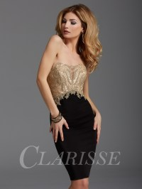 Clarisse Cocktail Dress 2904 | Promgirl.net