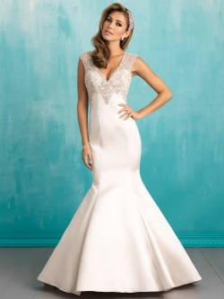Small Of Fit And Flare Wedding Dress