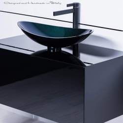 Popular Black Vessel Sink Combo Black Bathroom Faucets Lowes Black Bathroom Faucets Moen Matte Black Bathroom Faucet houzz-03 Black Bathroom Faucets