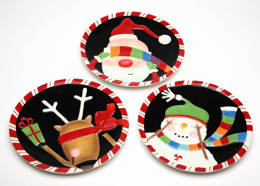 Dishes ... & Reindeer Christmas Dinnerware - Castrophotos